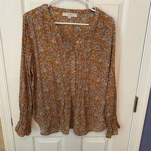 The loft blouse